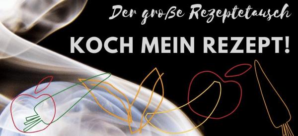 """Blogger Aktion """"Koch mein Rezept - der große Rezepttausch"""" von @volkermampft"""