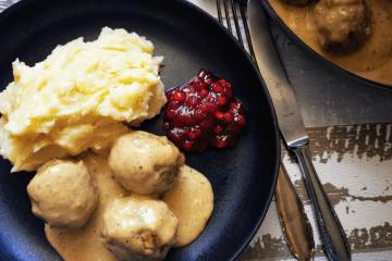 Schwedische Köttbullar - besser als bei Ikea