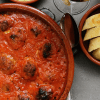 Albondigas de cordero - Spanische Lamm-Hackbaellchen mit Minze und Sherry