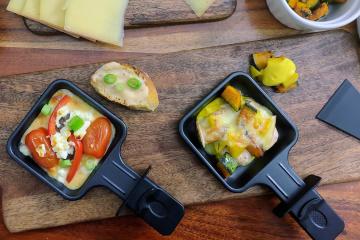 6 leckere Raclette-Ideen mit Fisch und Fleisch-kaese-curry