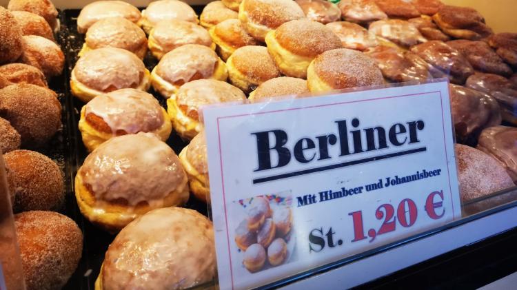 Die besten Berliner Hamburgs - bei diesen Bäckern schmecken sie am besten - Berliner
