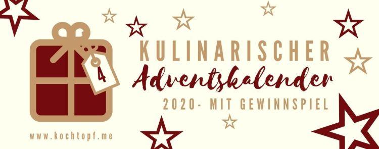 Adventskalender 2020 auf kochtopf.me