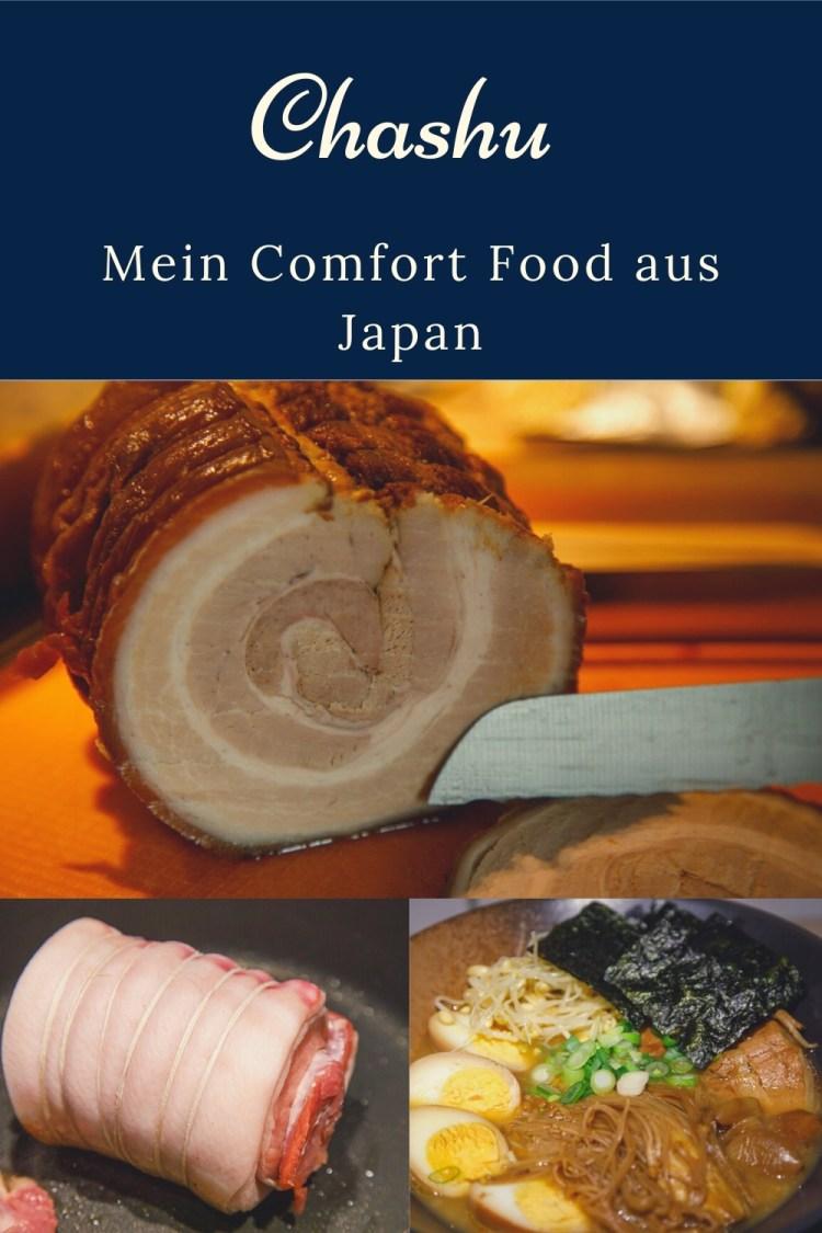 Chashu - japanischer gerollter Schweinbauch für Ramen & Co