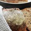 Dreikornbrot mit Leinsamen - Brot des Jahres 2021 der Innungsbaecker