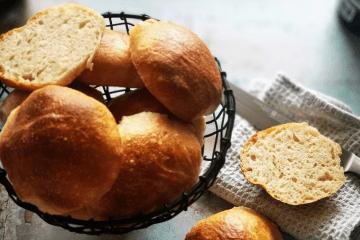 Bürli - leckere Frühstücksbrötchen aus der Schweiz