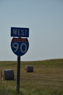 if in doubt - follow the 90 West