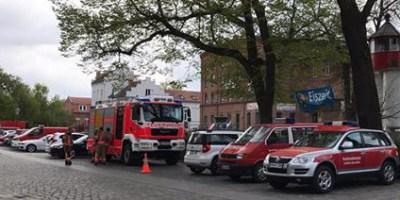 Feuerwehr-Fuhrpark