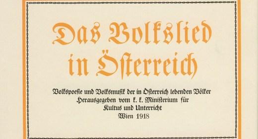 Corpus Musicae Popularis Austriacae (COMPA)