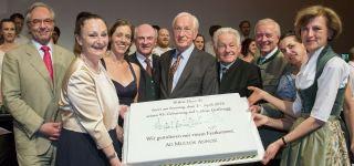 Walter Deutsch feiert seinen 95. Geburtstag
