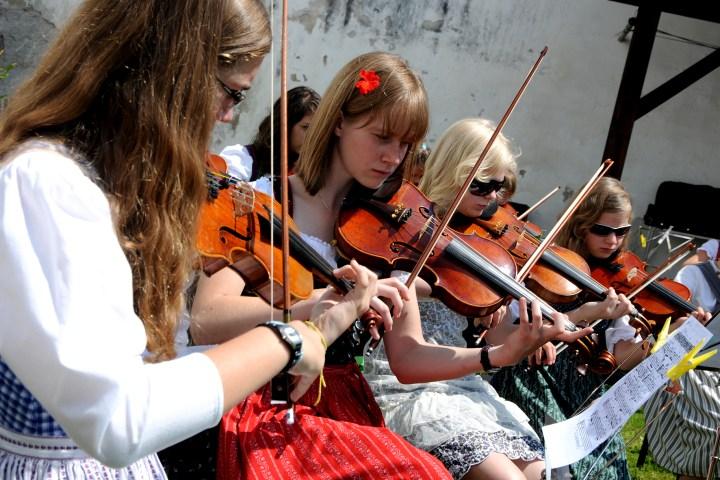 MAS OÖ 2009-2010 LMS Bad Leonfelden Geigenmusik