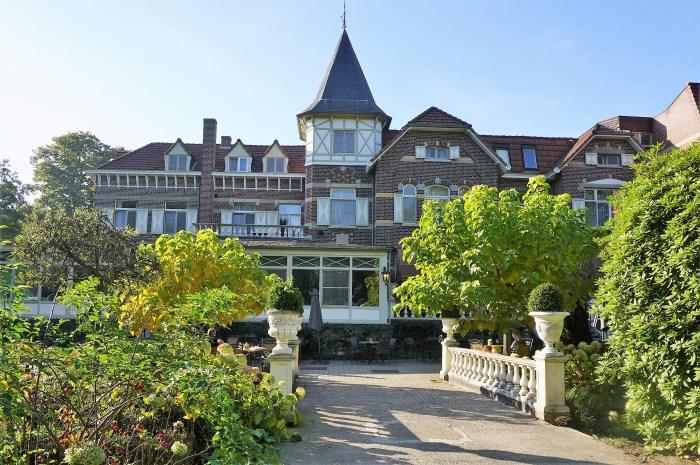 Kasteel Wurfeld Belgie