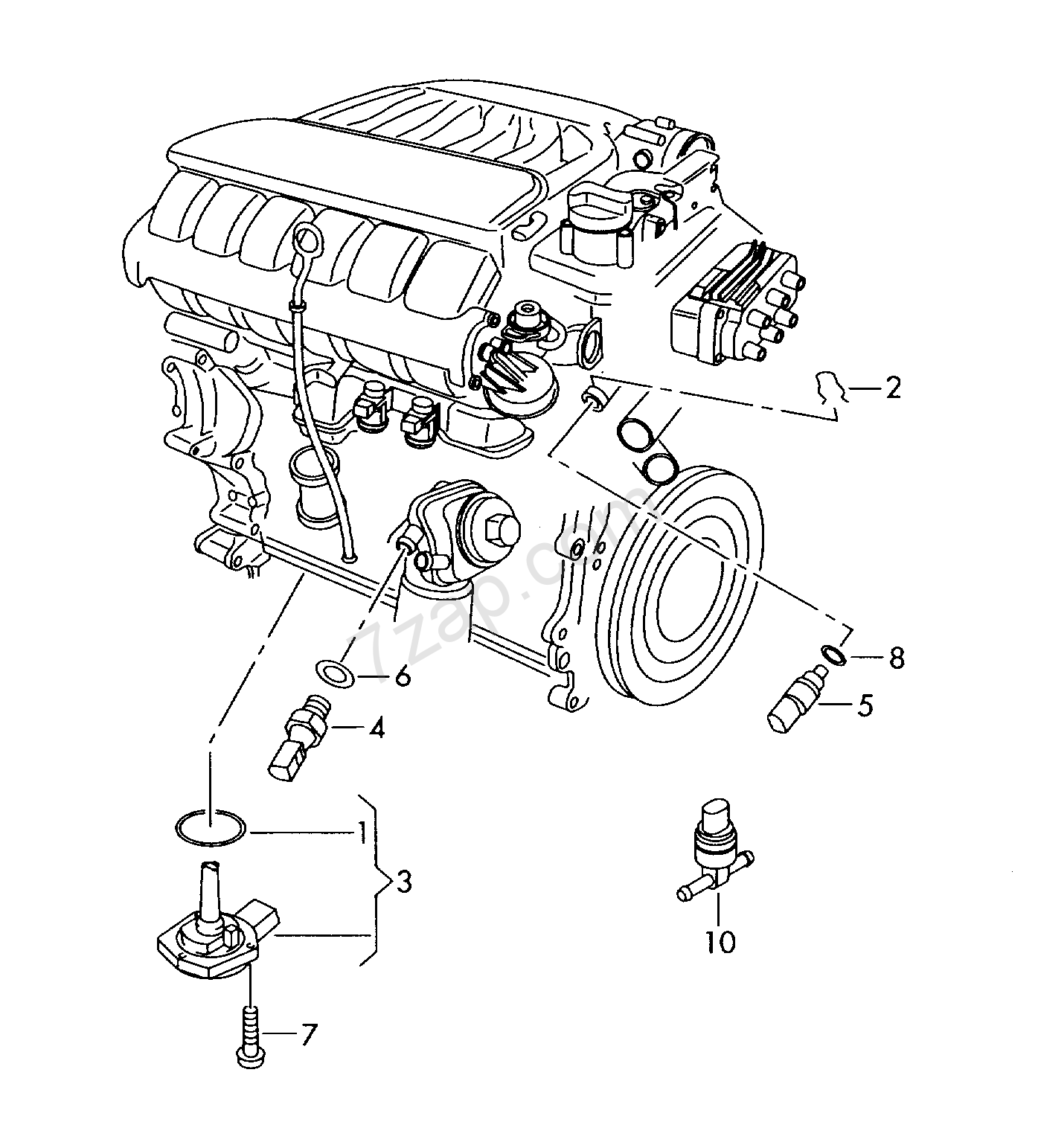 Switches And Senders On Engine Transporter Tr Year