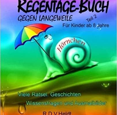 Regentage Buch gegen Langeweile Teil 2
