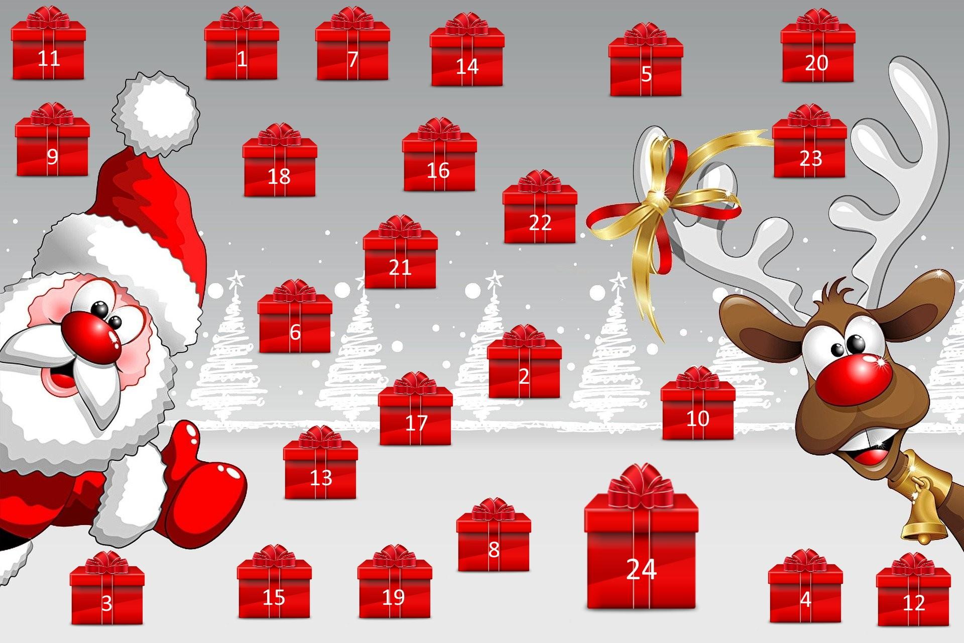 Weihnachten Adventskalender