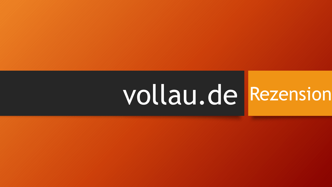 vollau Logo Rezension