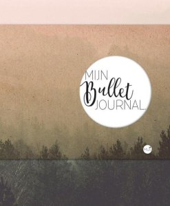 Bullet Journal forest - VolleMaanKalender.nl