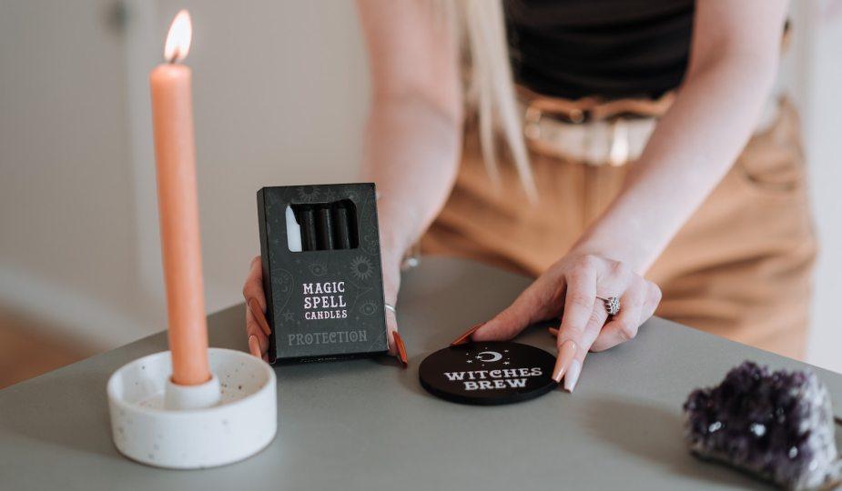 Kaarsen en hun betekenis per kleur