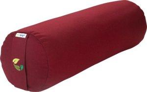 Ecoyogi® Yoga Bolster Ruby