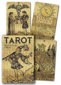 Tarot Black & Gold Edition
