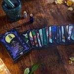 Dit wil je hebben: The Nightmare Before Christmas tarot deck - VolleMaanKalender