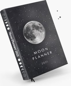 Moon Planner 2021 weekplanner
