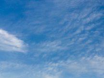 Badewannenwolken