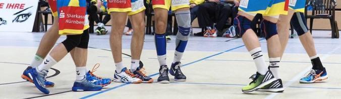 volleyball Schuhe