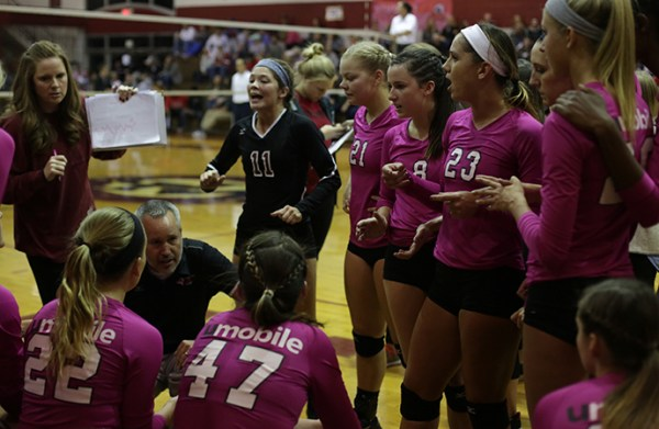Mobile Volleyball Advances to Sioux City With Opening ...