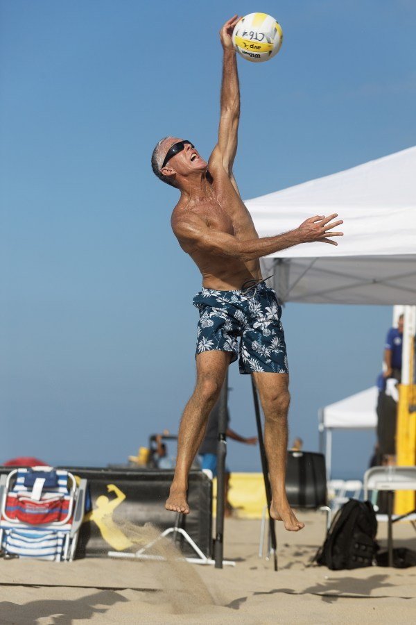 Great action at AVP Hermosa Beach: Ed Chan's photo gallery ...