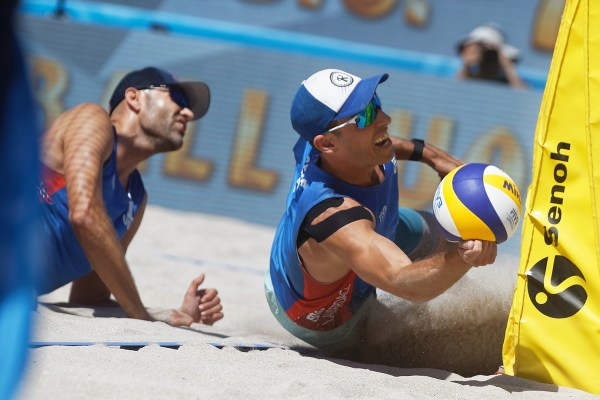 FIVB Fort Lauderdale: Ed Chan and Michael Gomez photo gallery