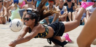 ALUMNI:  Fattal earns two water polo golds & 2020 Olympic berth; lots of Griffin alumni VB action