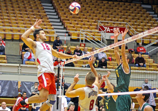 Essay 1 - My Volleyball Life