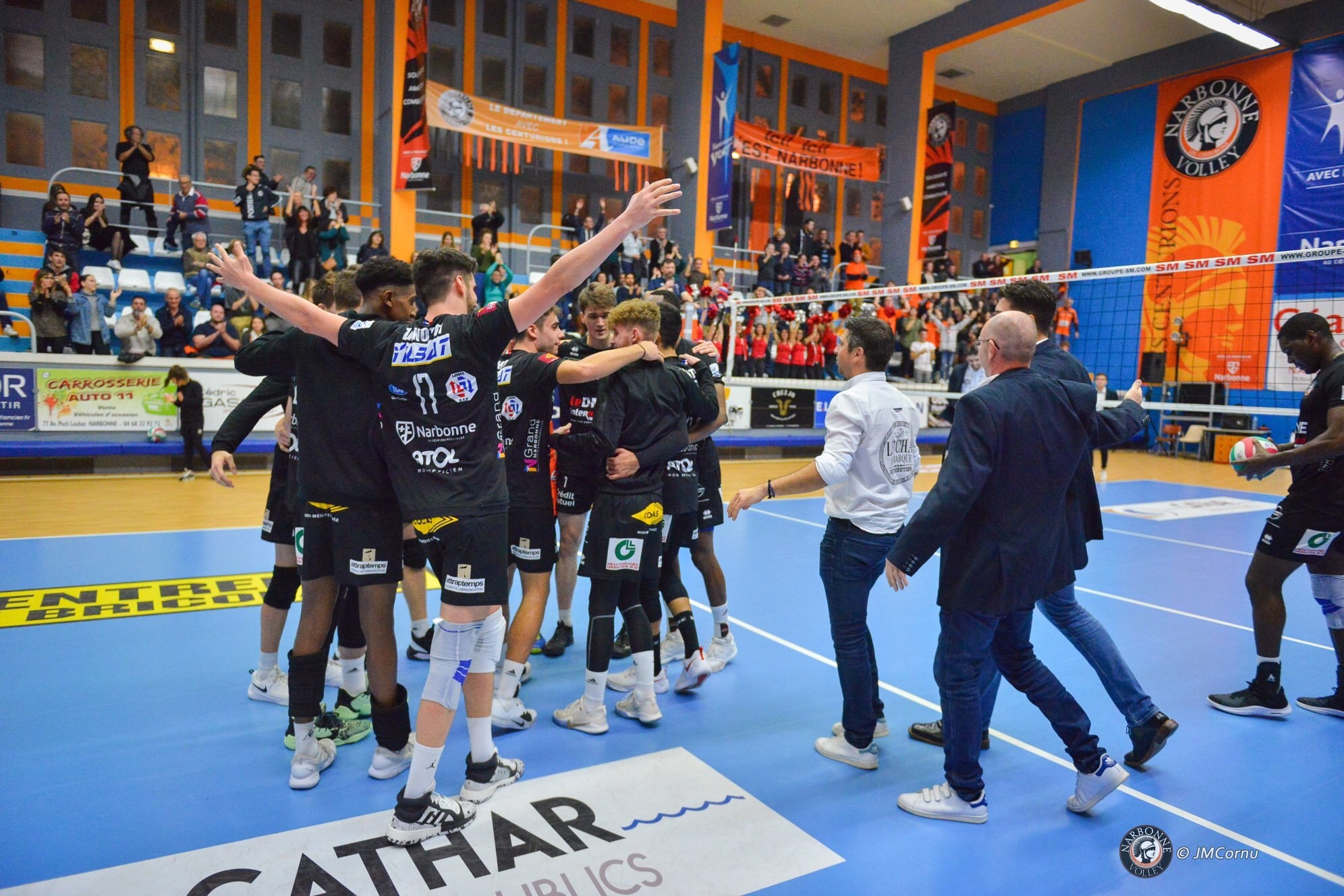 France: Narbonne wins vs. Sete in advance of Round 12