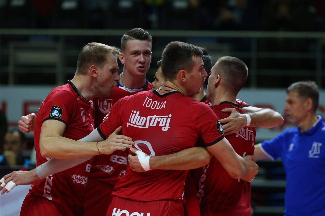 Champions League: surprising win of České Budějovice against Fenerbahçe!
