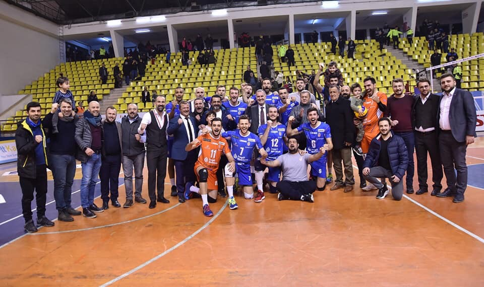 Turkey: Efeler Ligi starts 2020 with a big upset – İnegöl down leaders Galatasaray!