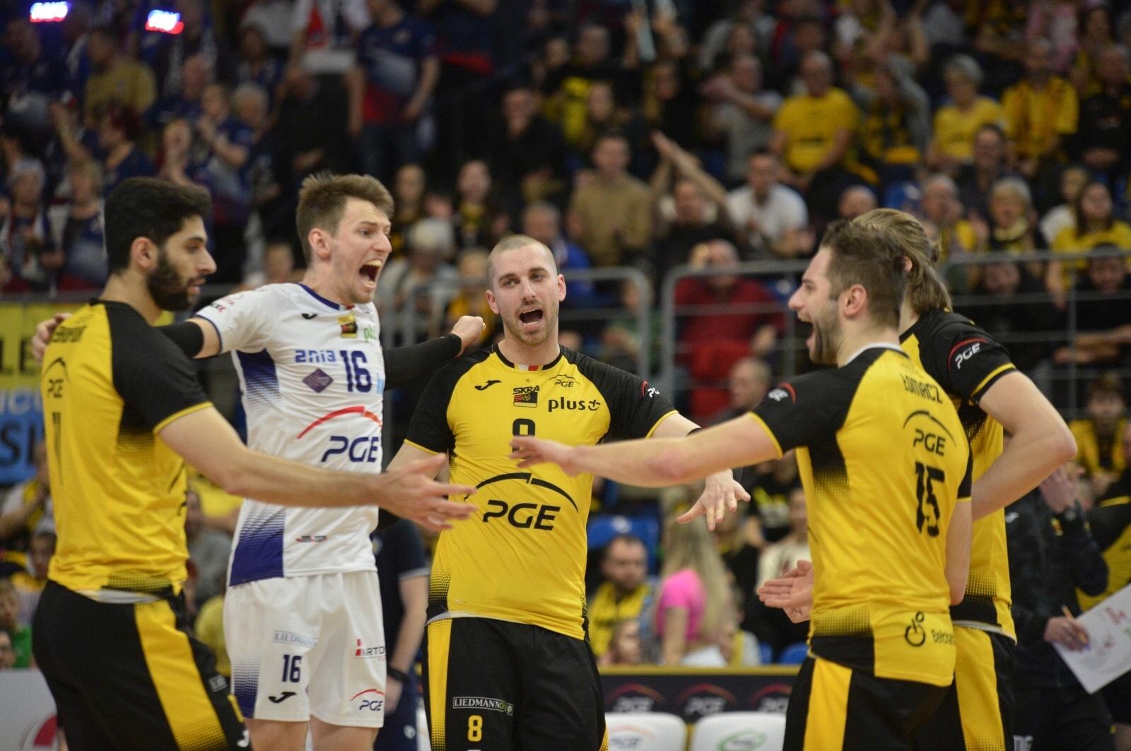 Poland: Skra Bełchatów win PlusLiga classic vs. ZAKSA