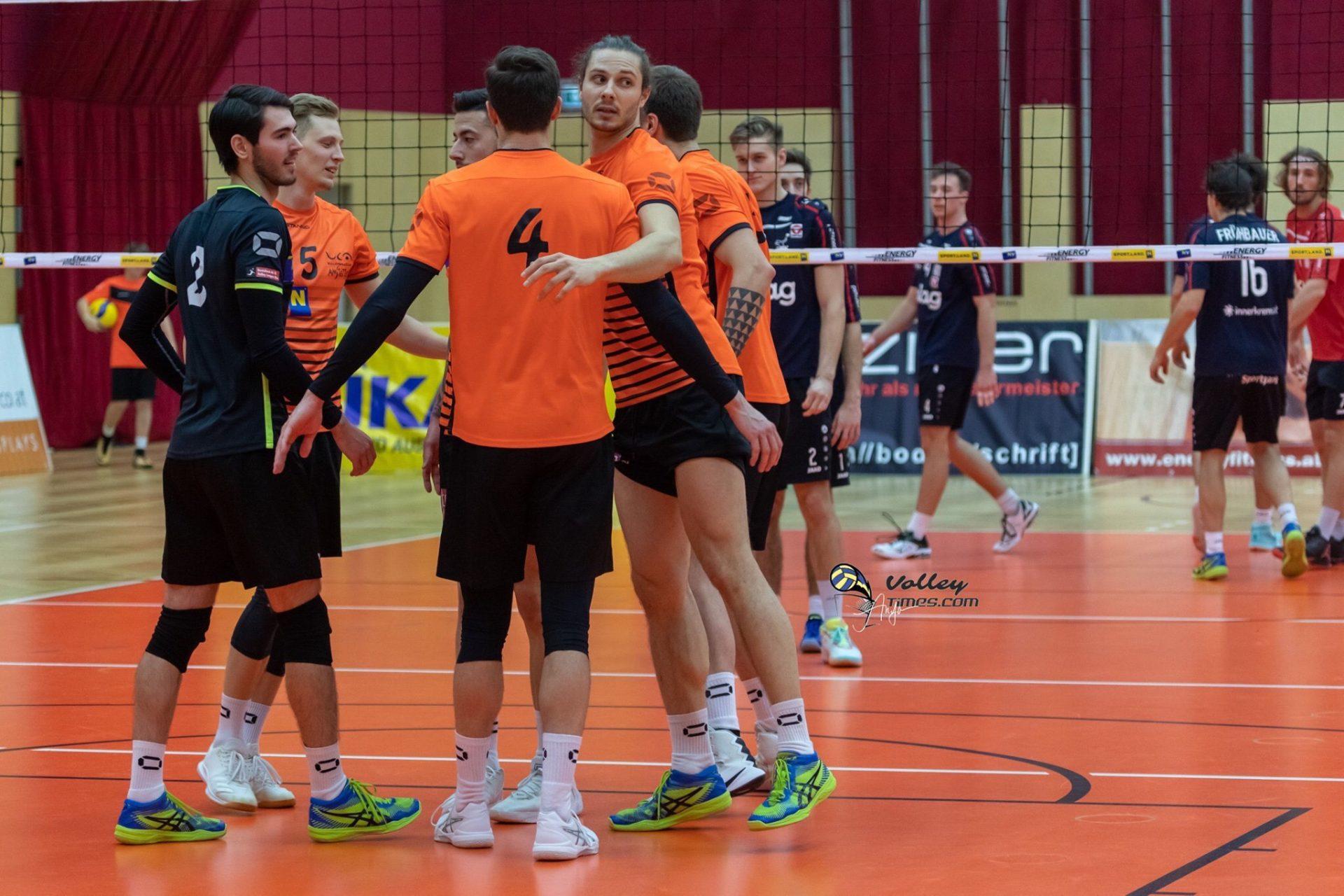 Austria: Playoffs start in Graz and Klagenfurt! Program of Quarterfinals