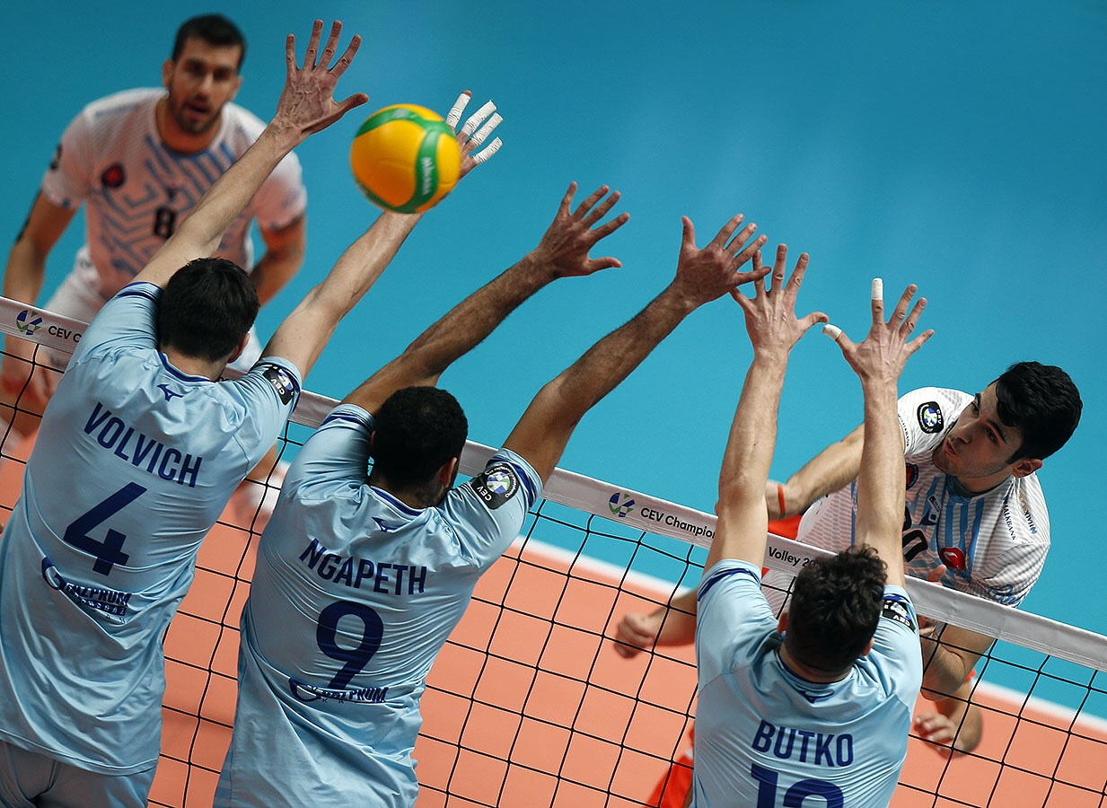 Champions League: Zenit out of Playoffs for first time ever!