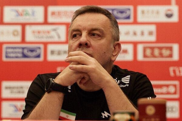 Kolaković no longer Iran head coach