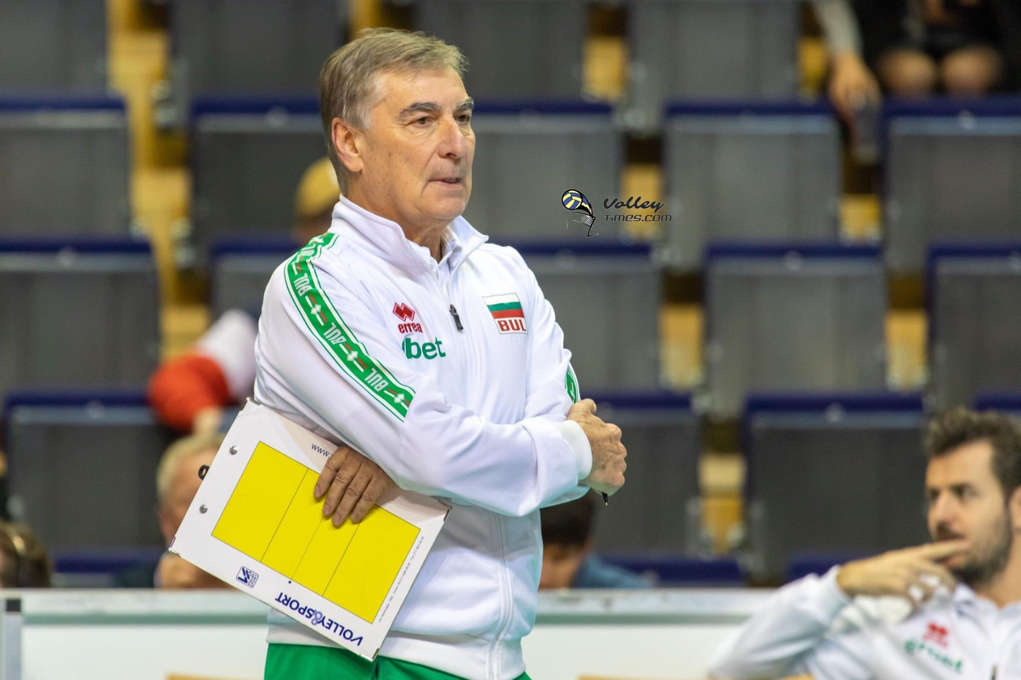Bulgaria: Prandi remains at the helm of Bulgaria