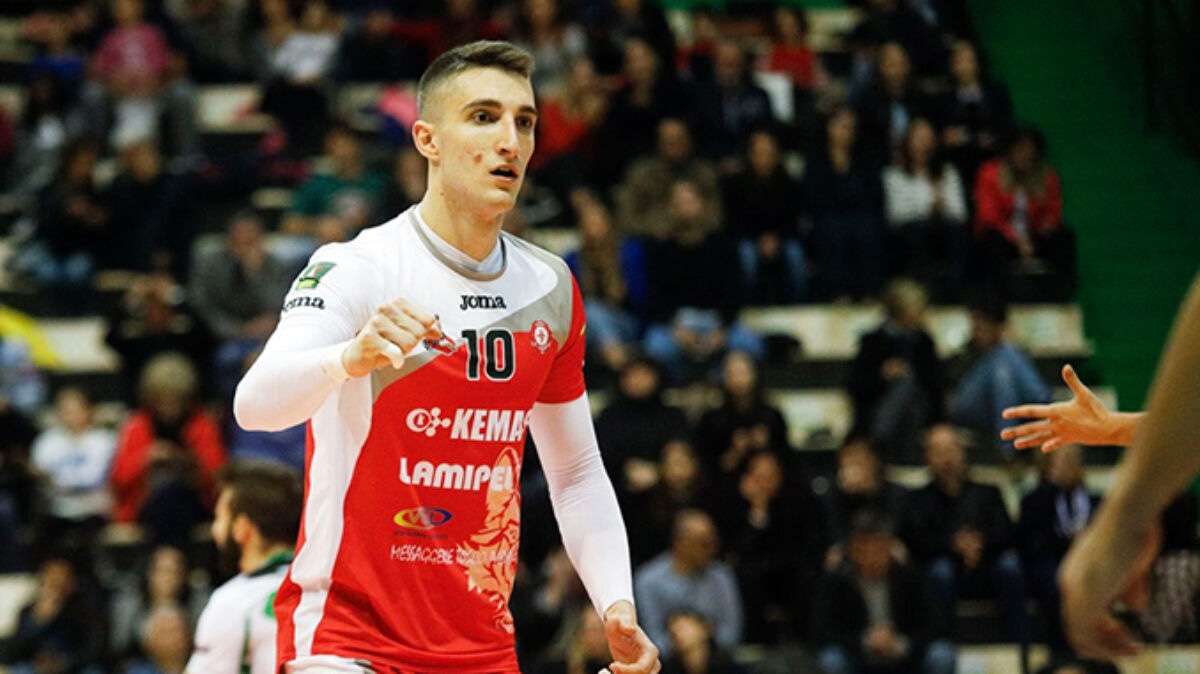 Italy: with middle-blocker Larizza, Lube Civitanova completes the squad for 2020/21!