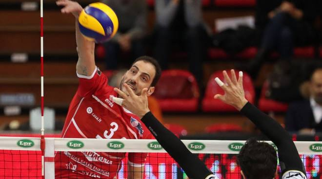 Italy: Alessandro Fei says good bye to volleyball