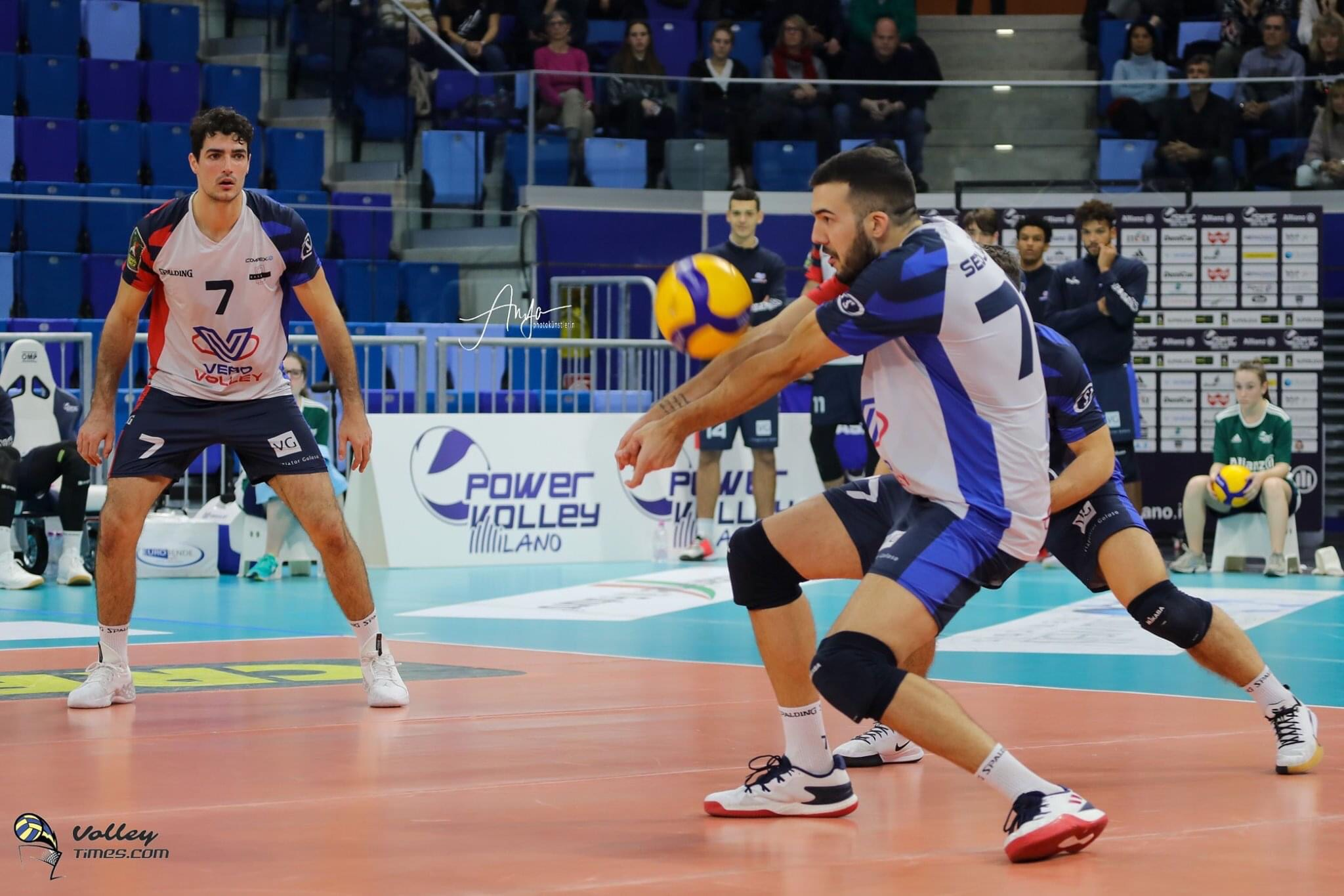 Italy: Marko Sedlacek 11th player that has been confirmed by Vero Volley Monza