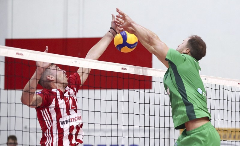 Greece: Panathinaikos dominates Final Game 1. Olympiacos loses also Finger.