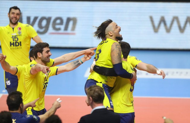 Turkey: Fenerbahçe tie final series at 1-1. Galatasaray third.