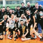 Slovenian Cup: Calcit Kamnik defeats Ljubljana in straight sets to win 4th trophy in competition