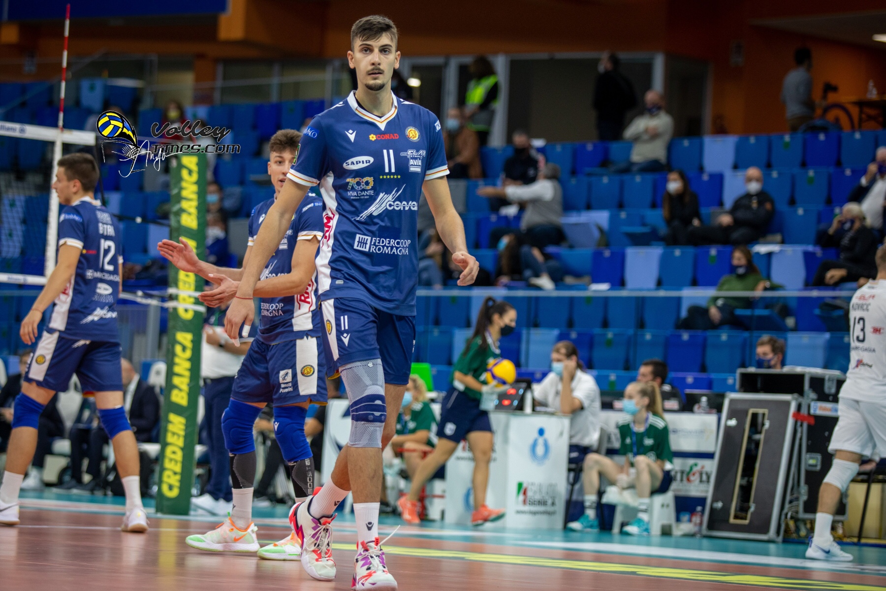 Italy: Grozdanov from Ravenna to Monza
