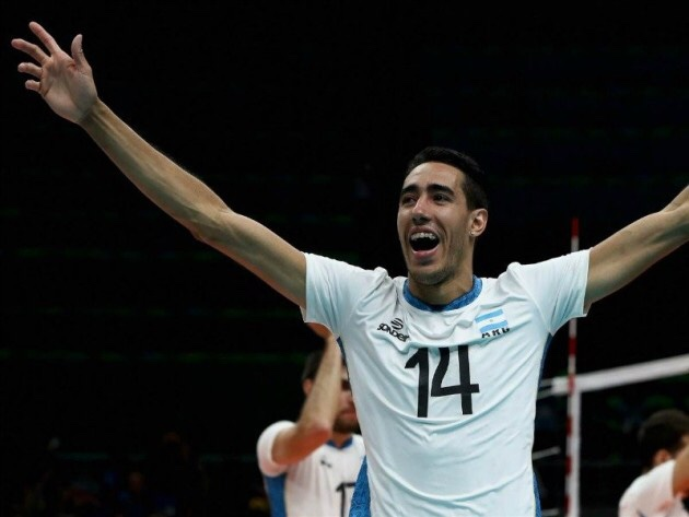Pablo Crer leaves VNL bubble in Rimini and retires from national team