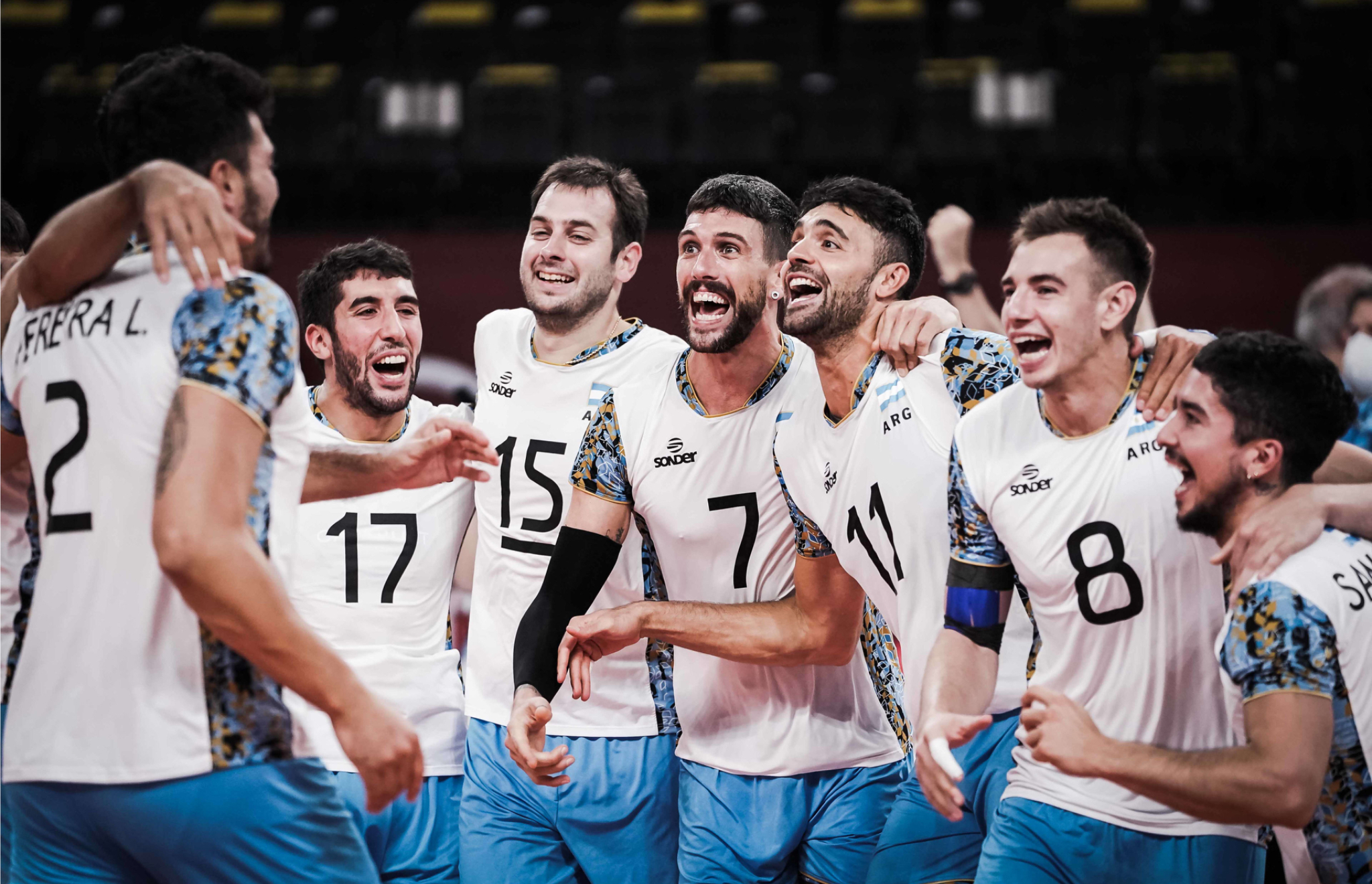 Tokyo 2020: What a stunner! Argentina eliminates Italy and flies to semifinals