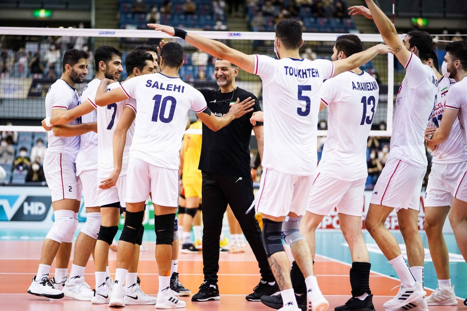 AVC: Iran defended the Asian Championship title, China won the bronze medal